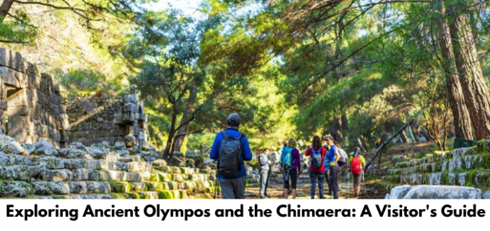 Exploring Ancient Olympos and the Chimaera: A Visitor's Guide