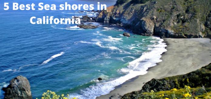 California sea shores