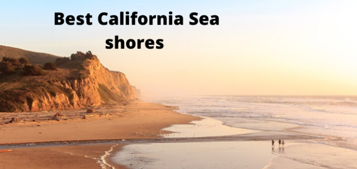 California sea shores
