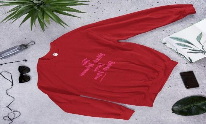 Crewneck Sweatshirt For Men