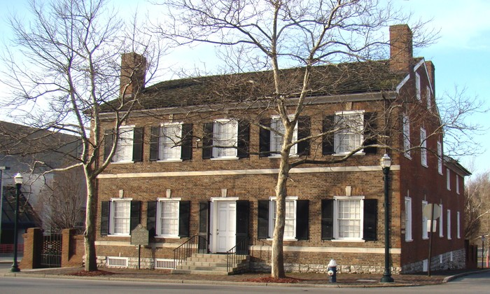 Mary Todd Lincoln House
