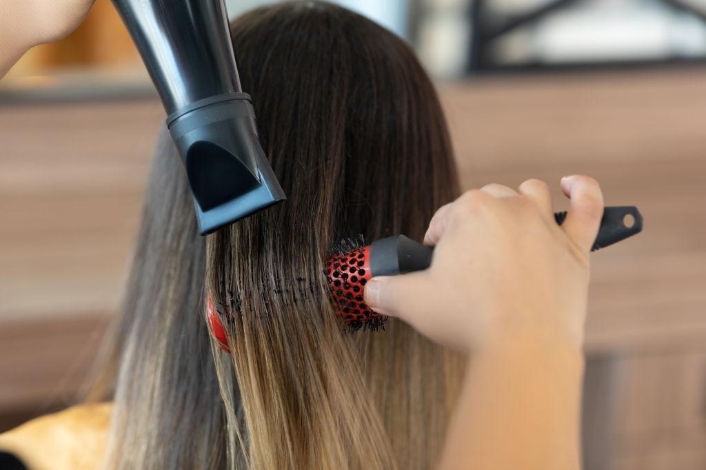 round-hairbrush