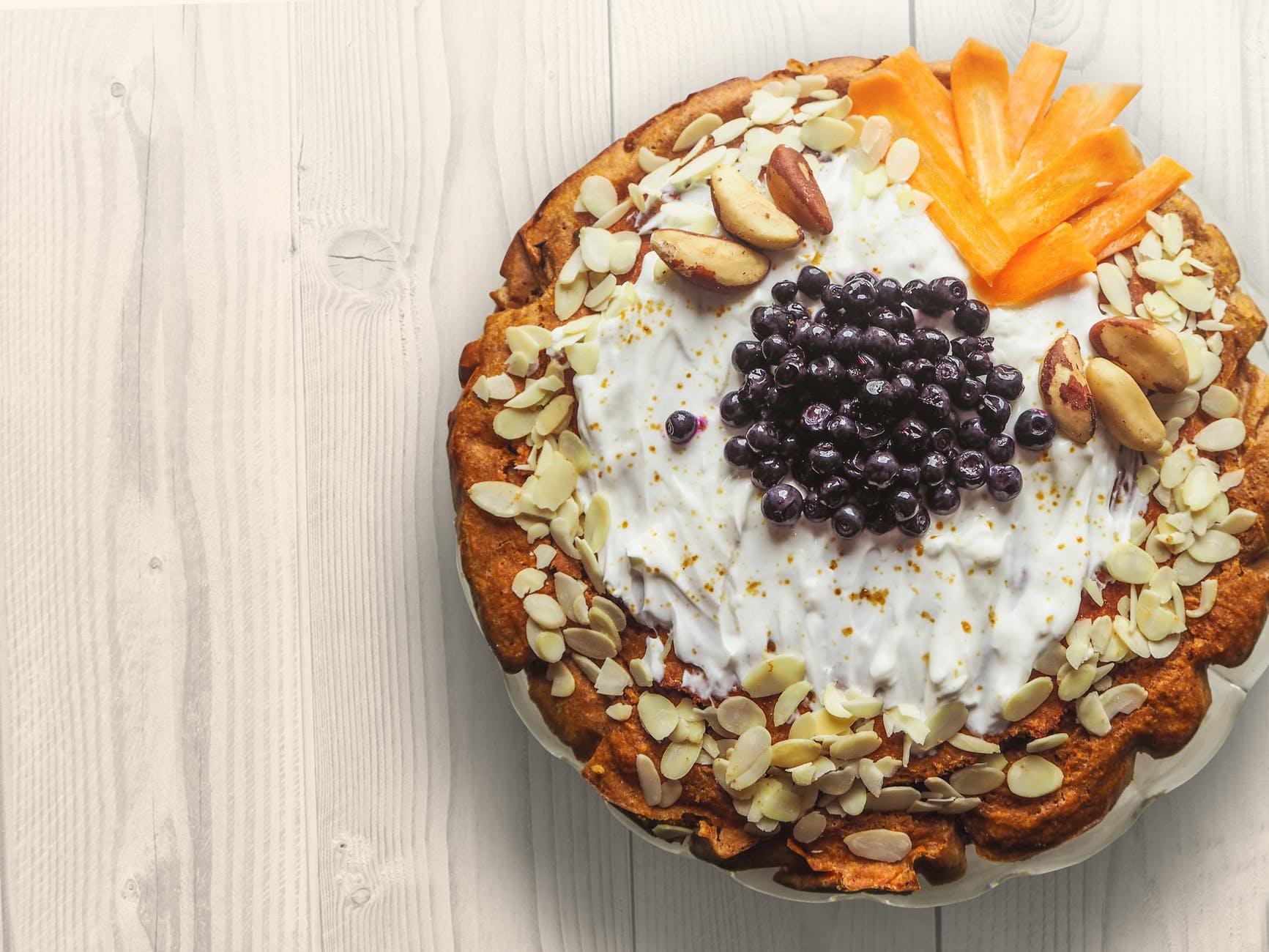 dry fruit cake